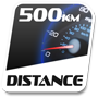 500km driving experience