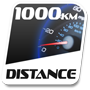 1000km driving experience