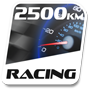 2500km competition experience